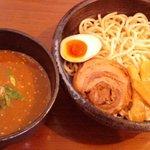 麺屋 花菱 - 味噌つけめん「シャバ系」200g 750円