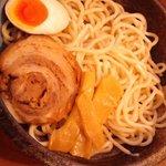 麺屋 花菱 - 味噌つけめん 麺