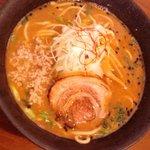 麺屋 花菱 - 味噌らぁめん 780円