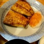 季節料理 三味 - 『さば塩焼き』