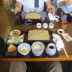 74201777 - 昼蕎麦セット