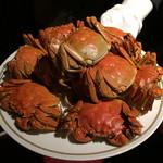 74201829 - 上海蟹の姿蒸し