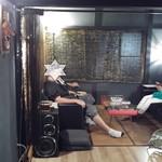 ビルバンテ - 2階のソファ席