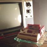 ビルバンテ - スーパーファミコンとブラウン管TV。