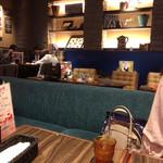 バター&デリーモ カフェ ダイニング - 店内