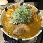 開花屋 - 料理写真:生味噌ラーメン