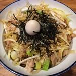 横浜家系ラーメン 町田商店 - ねぎチャーシュー丼だったか、これの普通盛りがあれば、ラーメンなくていいな