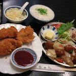 中国料理 ちゅん - 日替わりランチ740円