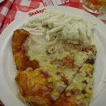 シェーキーズ - ケタリングレベルのピザ