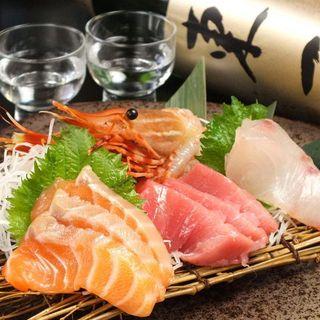 新鮮魚介/市場