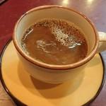 とん平 - コーヒー。
