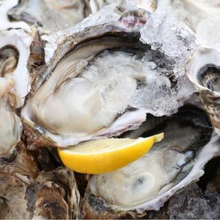 ルンゴカーニバルというば!365日毎日100円の厚岸産牡蠣!