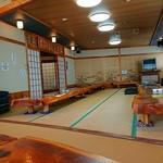 活漁レストラン藤 - 内観