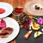 森の中のレストラン こどう - 料理写真:リーズナブルディナー