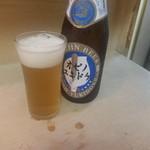 田中屋 - ドリンク写真:ビール