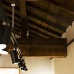 オサカナジャック - 2階天井は古民家みたいなオシャレな空間