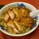 74217557 - 「鶏チャーシュー麺」