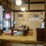 74217559 - 古い酒造店をリノベーションしてある店舗。