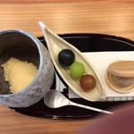 柚木元 - デザート