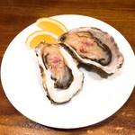 ビストロラフルール - 生牡蠣1p 480円