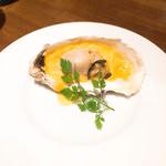 ビストロラフルール - 牡蠣グラタン 600円