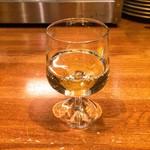 ビストロラフルール - 白ワイン 550円