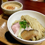 麺家 半蔵 - 伊勢海老つけ麺