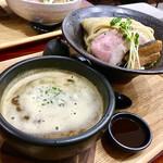 麺家 半蔵 - 半蔵流魚介つけ麺
