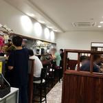 麺家 半蔵 - 店内