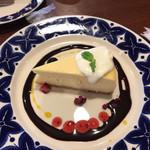 マイケル - チーズケーキ400円