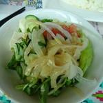 燻製バル SALSA DEL AMIGOS - サラダ
