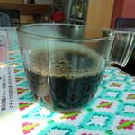 燻製バル SALSA DEL AMIGOS - ホットコーヒー