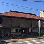 ほたて - 土浦市民は こちらの窓口から テイクアウトの天ぷらも 楽しみます ♪