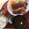 とんかつキッチンむらかみ - 料理写真:日替わりランチ チキンカツ