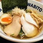 麺屋 和人 - 和人ラーメン 800円