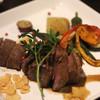 Rakudokorofurusato - 料理写真:佐賀牛いちぼのステーキ
