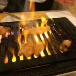 近江牛肉店  - シマチョウ