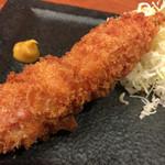 ビヤレストラン 銀座ライオン - ホエー豚の串カツ