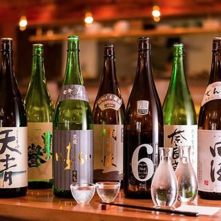 ☆人気の日本酒取り揃えております☆
