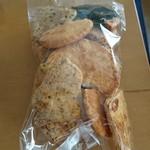 けみ川煎餅 - 袋詰め(487円)