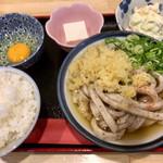 74227082 - 朝定食(驚愕の390円)