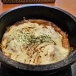 シナモン - 料理写真:石焼きカレー
