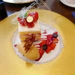 カファレル - 苺のショートケーキ