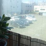 亜豆 - 窓からの風景