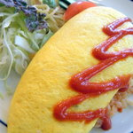 レストラン わか菜 - オムライス弐
