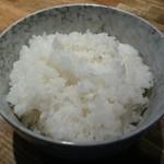 山ちゃん - ご飯