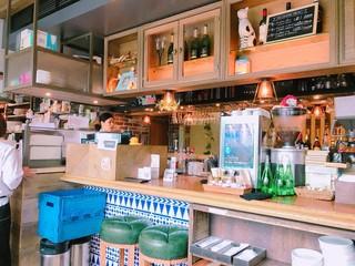 魚とワインとイタリアン リバーカフェ