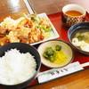 Resutoranakasaka - 料理写真:カラアゲ定食