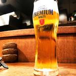 かこも - ビール(*^-^*)