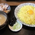 金の玉子 - 「半ちゃんつけ麺セット」(880円込)(2017年10月)